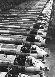 Bundesarchiv Bild 146-1980-122-26, Flugzeuge Junkers Ju 88, Montage