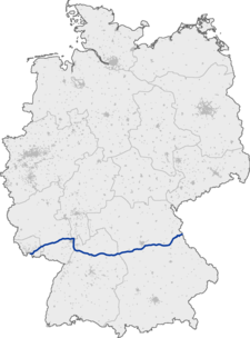 Bundesautobahn 6 map.png