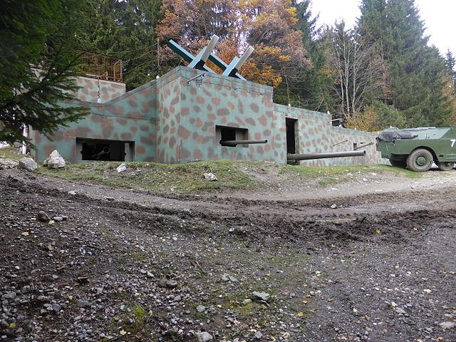 Bunkermuseum Wurzenpass_1