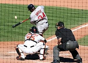 野球's relation image