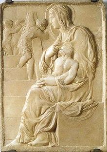 Madonna della Scala (1491 circa)