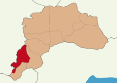 Burdur location Gölhisar.png