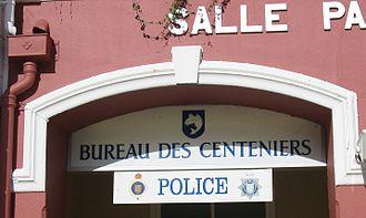 Honorary Police - Bureau des Centeniers, Saint Brelade