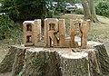Burley in wood - geograph.org.uk - 333269.jpg