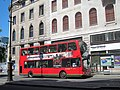 Bus on Strand - geograph.org.uk - 2481362.jpg