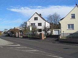 Ringstraße in Linden