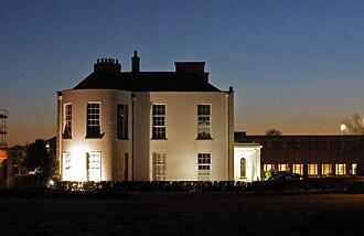 Bushy Park, Dublin - Bushy Park House at night