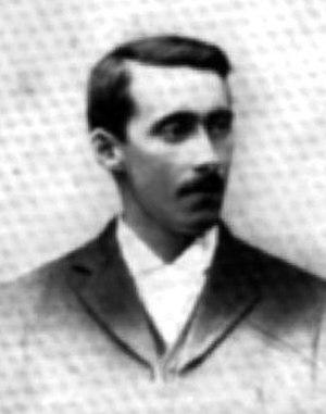Charles Harrington Broad - Image: C H Broad