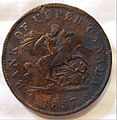 CANADA, BANK OF UPPER CANADA 1857 -ONE PENNY a - Flickr - woody1778a.jpg