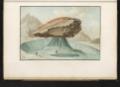 CH-NB - -La grosse pierre sur le glacier de Vorderaar Canton de Berne Province d'Oberhassi- - Collection Gugelmann - GS-GUGE-218-51.tif