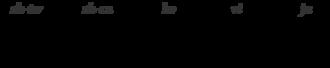 CJK Unified Ideographs - Image: CJKV variant glyphs