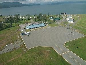 Sandspit Airport - Image: CYZP Sandspit BC