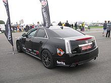 Cadillac CTS-V - Wikipedia