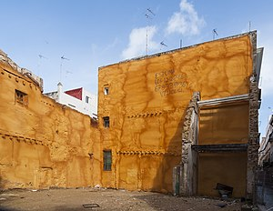 image of Cadiz Spain Painted-walls-01