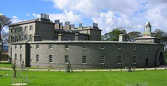 Cairness House - Image: Cairness back 07
