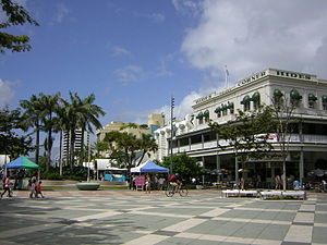Cairns City, Queensland - Cairns City, 2005