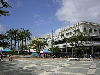 Cairns City, Queensland Suburb of Cairns, Queensland, Australia