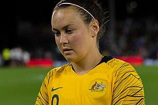 Caitlin Foord Australian international football (soccer) player