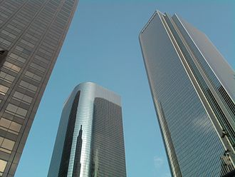 Two California Plaza - Image: California Plaza Towers
