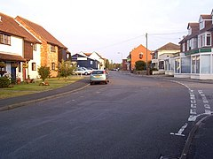 Calshot Road, Fawley. - geograph.org.uk - 1541901.jpg