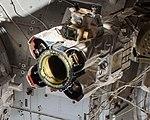 Canadarm2 Latching End Effector (ISS049-E-004178).jpg