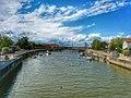 Canale in destra Reno a Casal Borsetti - panoramio.jpg