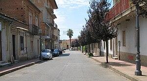 Candidoni - Main street