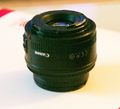 """Canon EF 50mm 1.8 II """"Nifty Fifty"""" lens.png"""