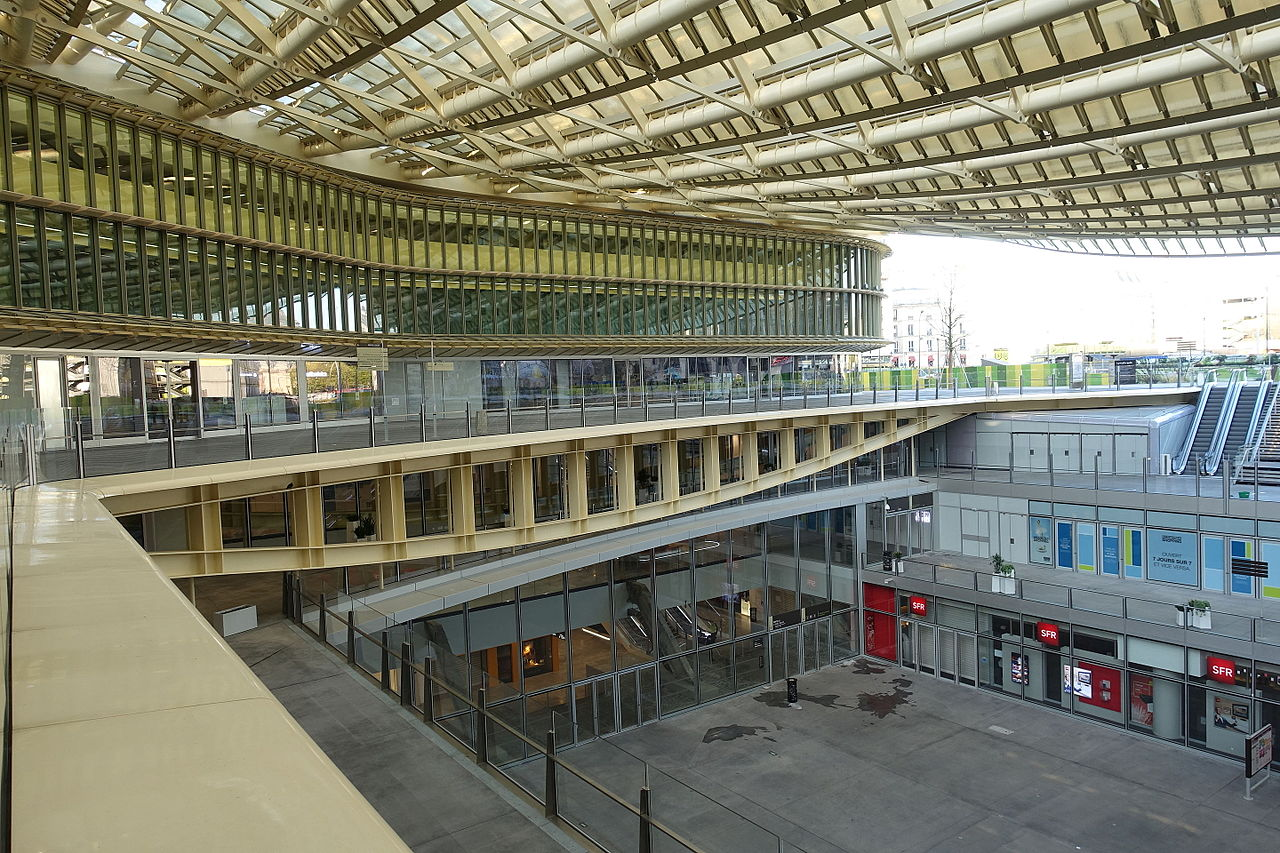 Le Paris Halles Caf Ef Bf Bd