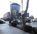 Capital Plaza of Podgorica Trg Svetog Petra Cetinjskog IMG 1292 Bulevar Džordža Vašingtona.JPG