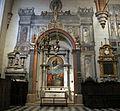 Cappella cartolari-nichesola, di jacopo sansovino con assunta di tiziano, 01.JPG
