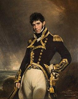 Gilbert Heathcote (Royal Navy officer) officer of the Royal Navy