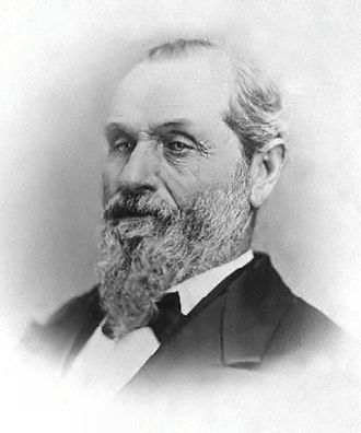 Island Home (steamboat) - Captain Thomas Brown.
