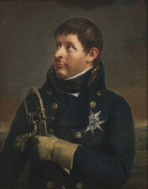 Charles August, Crown Prince of Sweden - Image: Carl August of Sweden 1809 by Per Krafft the Younger