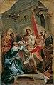 Carlo Carlone - Christus und der ungläubige Thomas - 3212 - Österreichische Galerie Belvedere.jpg