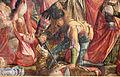 Carpaccio, storie di s.orsola 08, Martirio dei pellegrini e funerali di sant'Orsola, 1493, 06.JPG