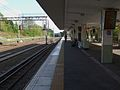 Carpenders Park stn look south.JPG