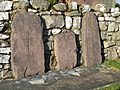 Carrowntemple Cross Slabs. - geograph.org.uk - 291833.jpg
