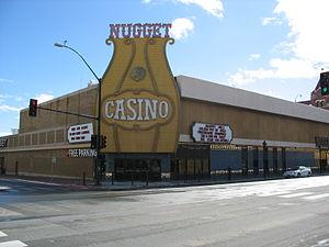 Carson Nugget - Carson Nugget in 2009