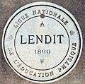Carte de concurrent du lendit, de 1890.jpg