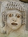 Carved theatrical mask Myra (32767713065).jpg