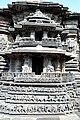 Carvings on the basement Channakeshava temple, Belur(4).jpg