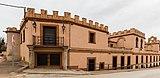 Casa palacio de la Marquesa de Villa Huerta, Santa María de Huerta, Soria, España, 2018-04-06, DD 34.jpg
