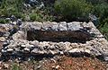 Caseta de la lepra de Gata de Gorgos, safareig.JPG
