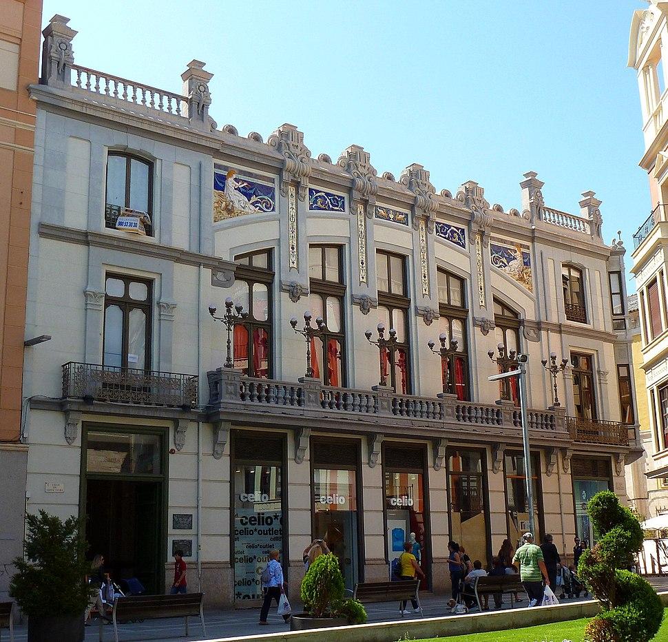 Casino de Zamora.