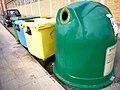Castejón (Navarra) - Reciclaje de residuos urbanos 06.jpg