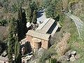 Castel Sant'Elia - Basilica vista dall'alto 1.JPG