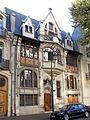 Castel gothique à Vichy (boulevard de Russie) 2.jpg