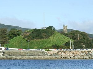 Dunoon Castle - Castle Hill Dunoon - geograph.org.uk - 995906