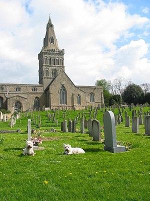 Castor, Cambridgeshire - St Kyneburgha's Church, Castor